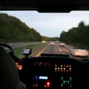 Here are Five Things You Should Do When Driving Next to a Truck