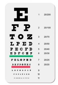 Eyesight and Truck Drivers