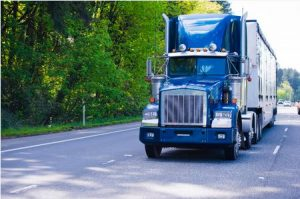 Deaf Truck Driver
