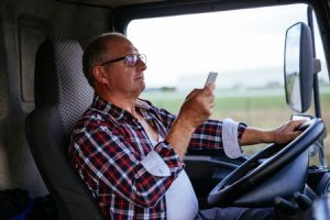 Attentional Blindness and Truck Drivers