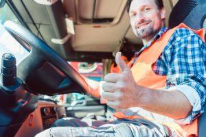 Truck Driver Perks
