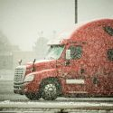 Truck Drivers: Don't Forget to Remove Snow Off Your Roof!